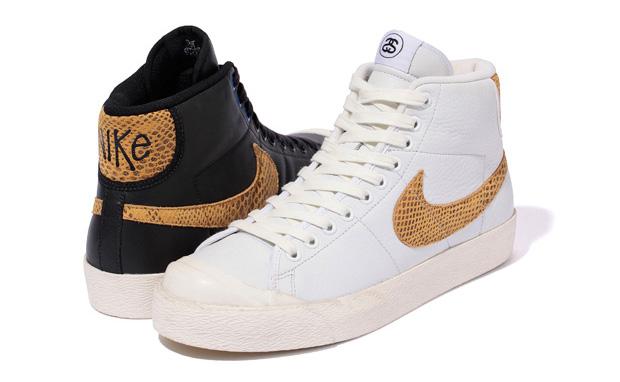 Stussy V Nike Sneakers