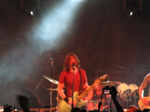 Dave Grohl at Stubbs