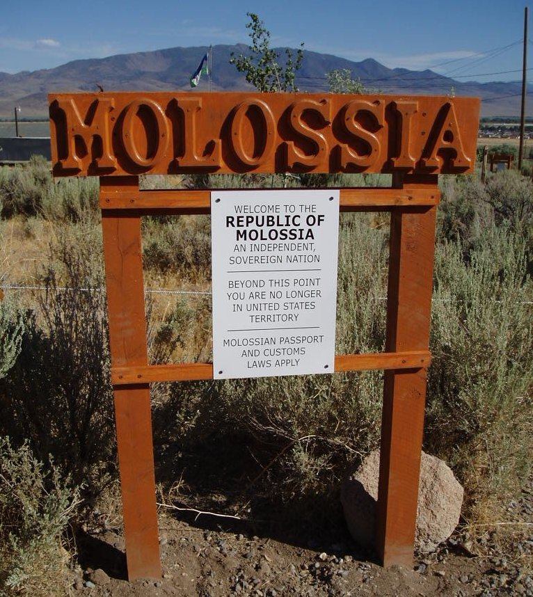 molossia sign