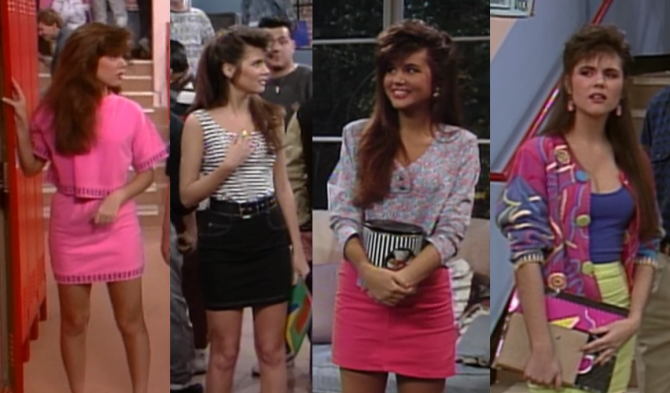 Kelly Kapowski Skirts