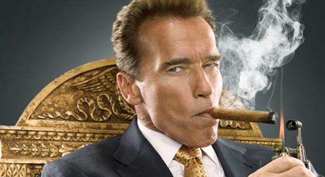 Arnold Schwarzenegger Murder Conspiracy