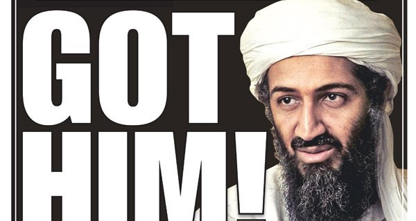 bin laden tattoo. Osama in Laden, the leader of
