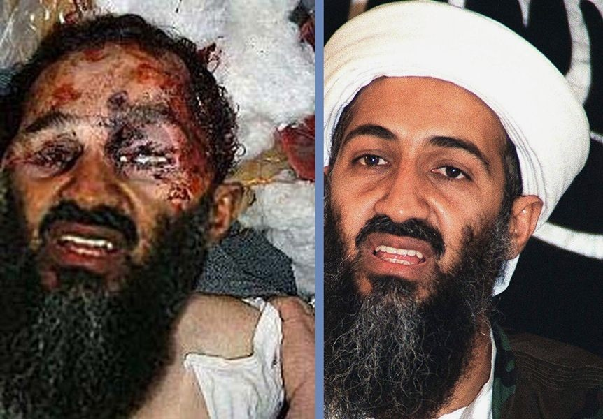 is osama dead. is osama in laden dead or