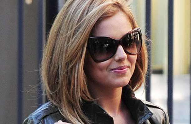 Cheryl Cole Goes Blonde Sick Chirpse
