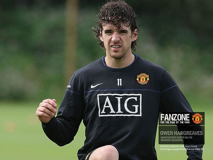 Owen hargreaves releases fitness video sick chirpse owen hargreaves in a bid to find a new club has uploaded fitness videos of himself training onto youtube no joke watch owen hargreaves kick a ball and altavistaventures Choice Image