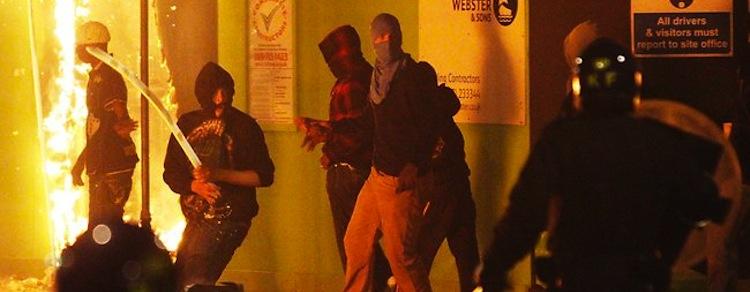 Norhtern Quarter Riots