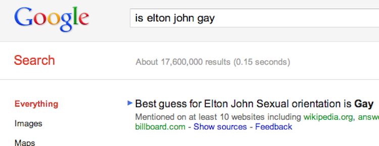 Gay-Google