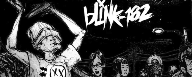 blink 182 after midnight