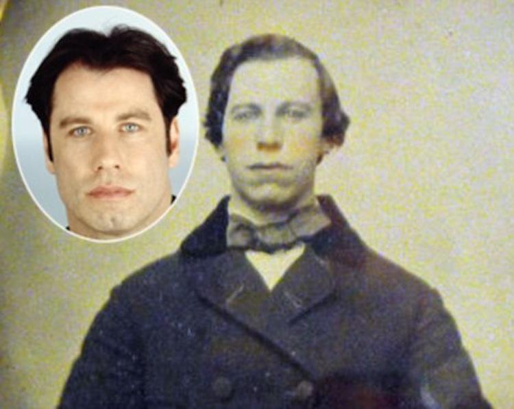 John Travolta Vampire
