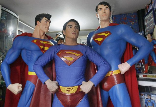 Real Life Superman