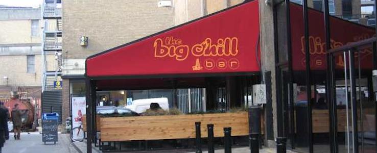 big chill bar