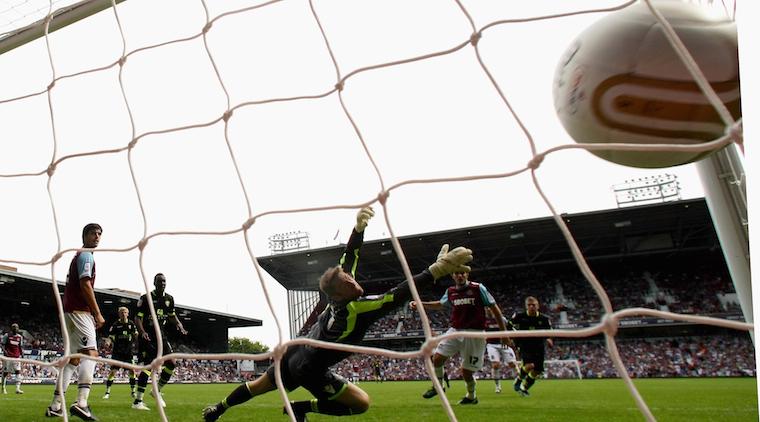 West Ham United v Leeds United - npower Championship