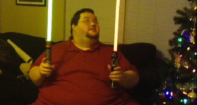VIDEO: Fat Drunk Guy Singing Lil Jons Get Low On The