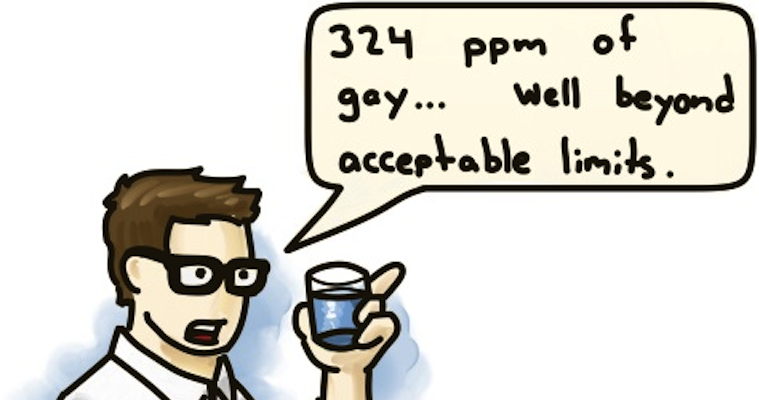 peruvian gay water