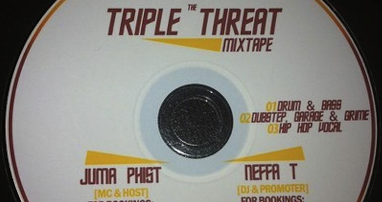 triple threat mixtape