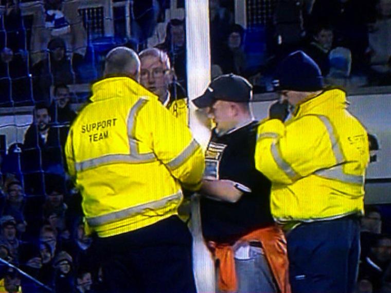 Everton Man City Handcuff