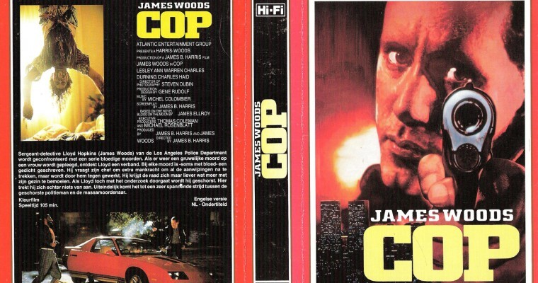James Woods Cop on the Edge
