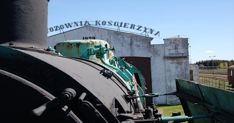 Koscierzyna Railway Station