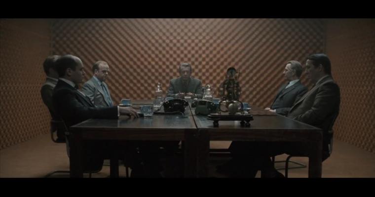 Gary Oldman, John Hurt, Colin Firth