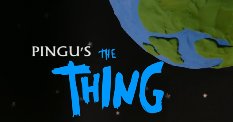 Pingu's The Thing