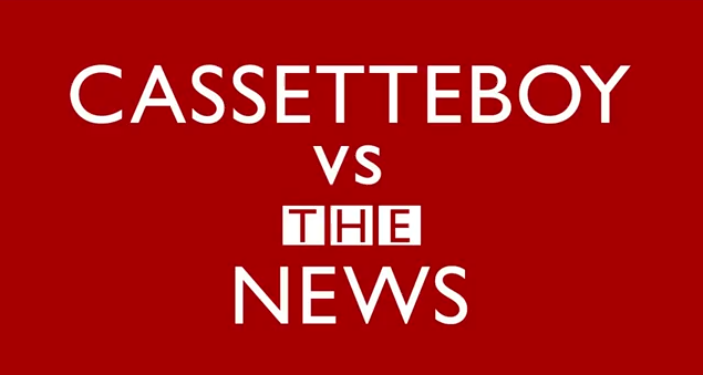 Cassetteboy Vs The News