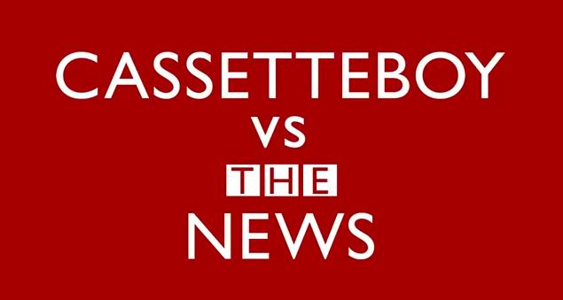 Cassetteboy Vs The News