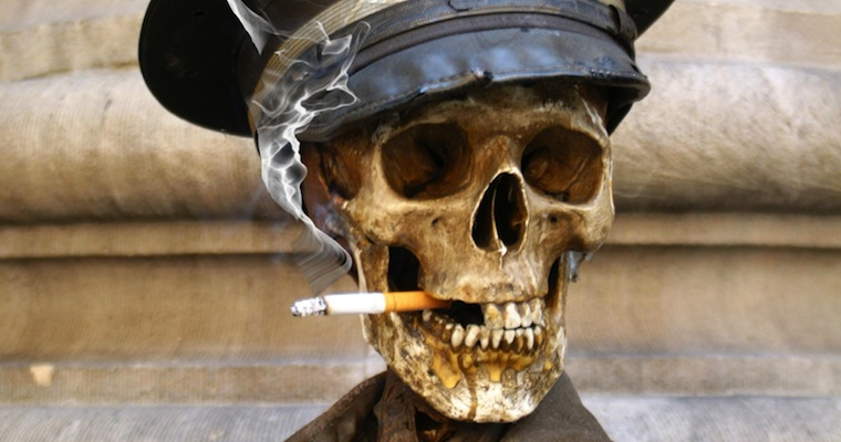 Smoking Death Chant