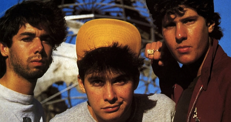beastie boys young