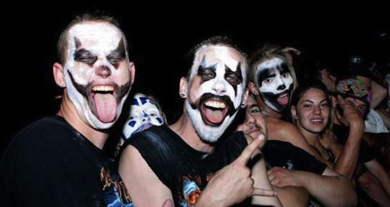 Woot woot juggalo