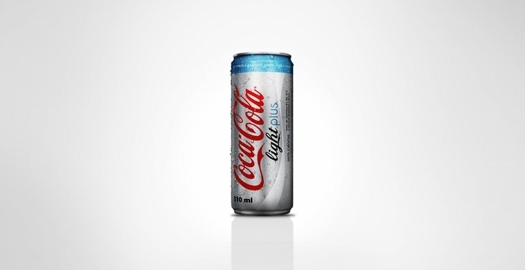 Coca cola light plus
