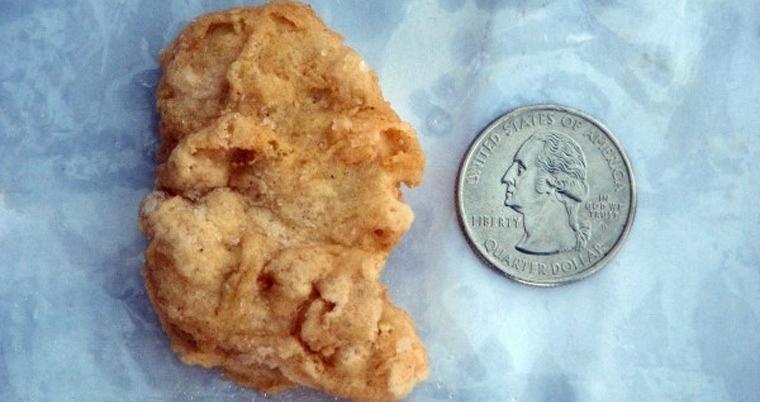 McChicken Nugget, George Washington