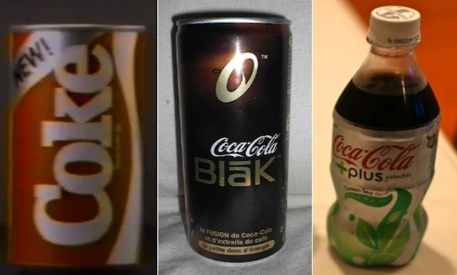 Coke-Montage