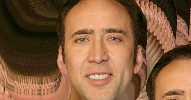 Nic Cage's Everything