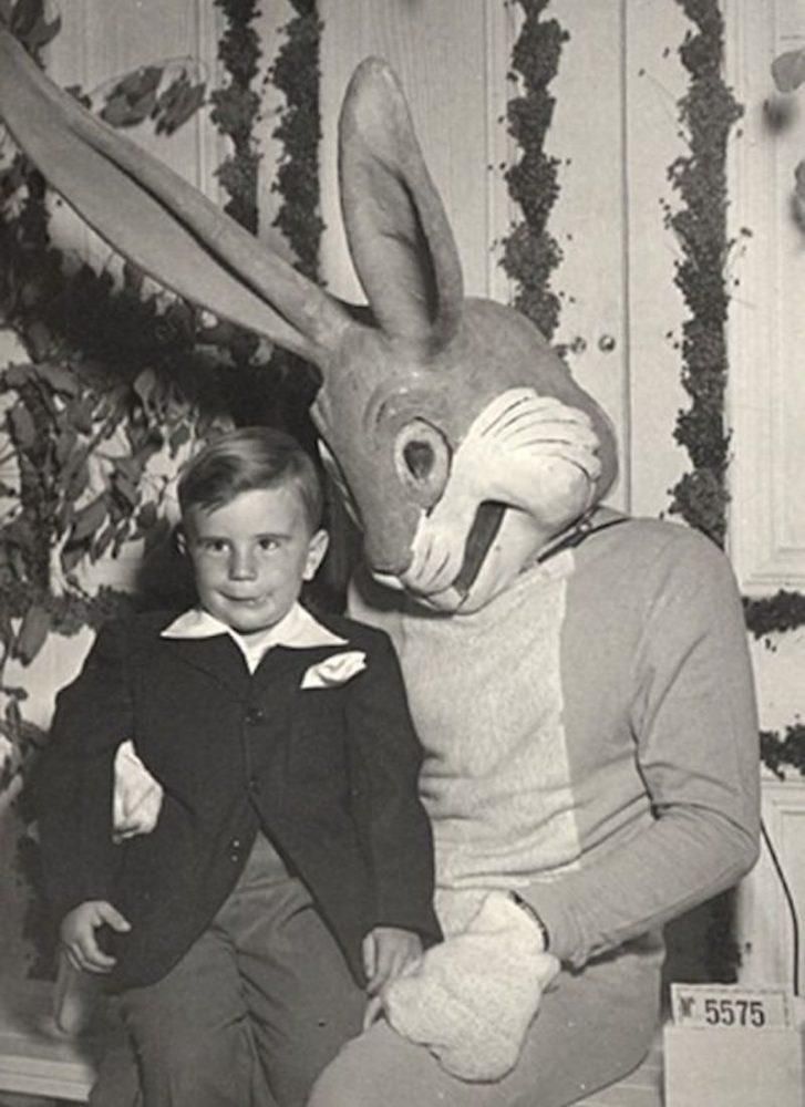 Scary bunny 10