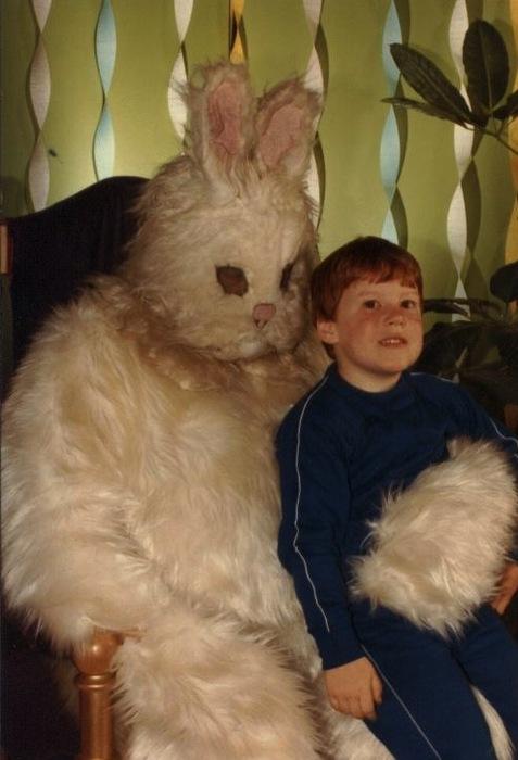 Scary bunny 11