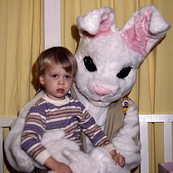 Scary bunny 2