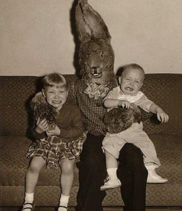 Scary bunny 3