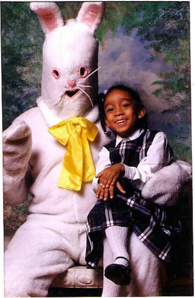 Scary bunny 4
