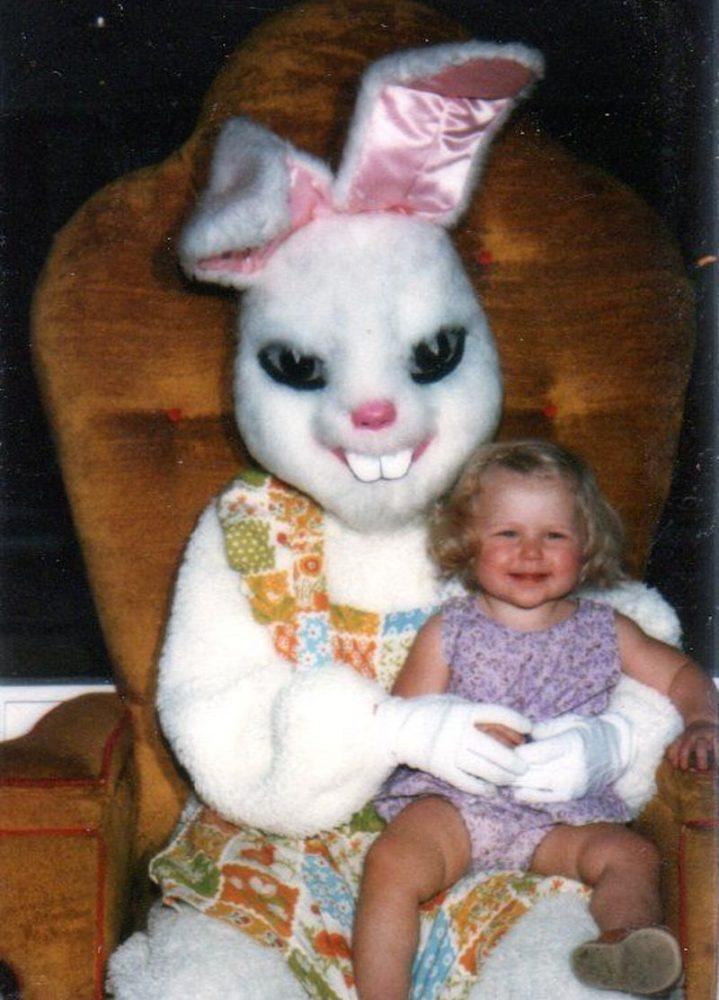 Scary bunny 5