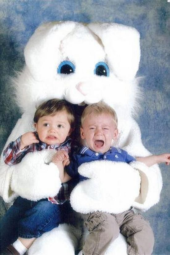 Scary bunny 7