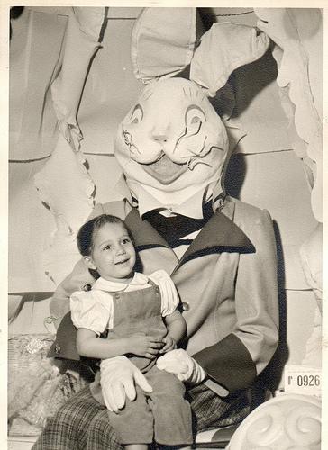 Scary bunny 8