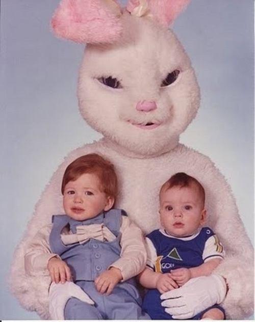 Scary bunny 9