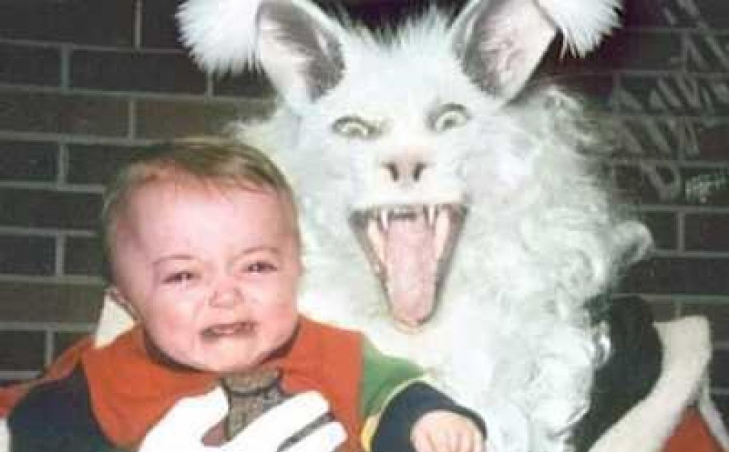 Google Easter Eggs List >> These Terrifying Pictures Of The Easter Bunny Will Haunt ...