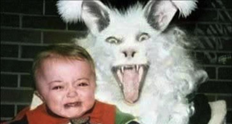 easter bunny horror