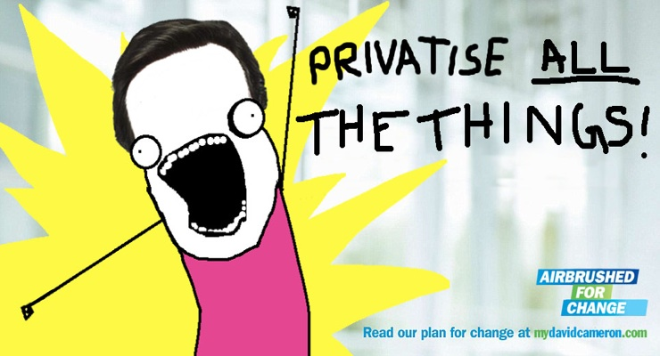 privatise all the things