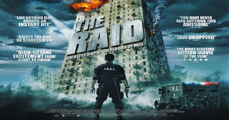 The Raid Featured Image