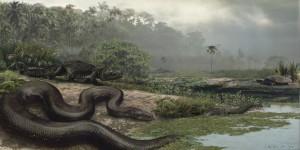 Titanoboa Massive Killer Snake