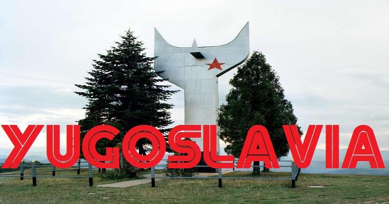 Yugoslavia Spomenik Communist Symbol