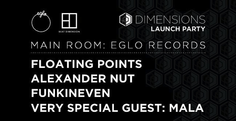 dimensions launch party