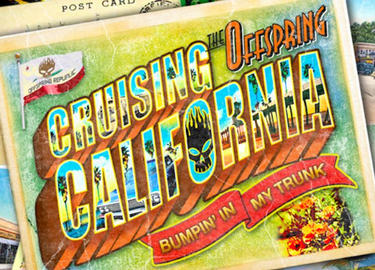 offspring performing cruising california - 758×547